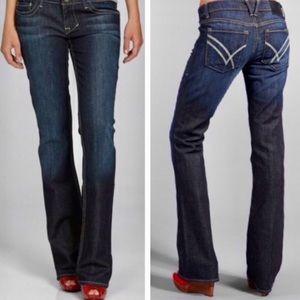William Rast Bootcut Stella Fit Jeans Sz 24
